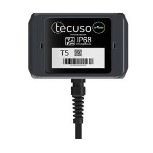 GPS T5 til maskiner - Tecuso GPS - FindMyGPS - Tysk kvalitet