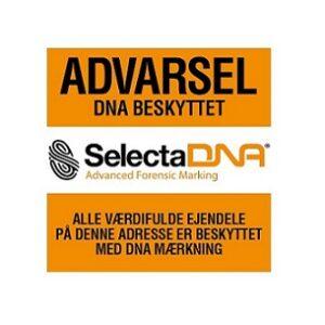 Sikring med DNA