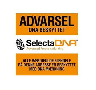 SelectaDNA - DNA-sikring - FindMyGPS