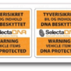 SelectaDNA mærkningspakke til 4 varebiler og 100 stykker værktøj - DNA mærkning - FindMyGPS (5)