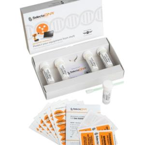 SelectaDNA virksomhedspakke med 500 mærkninger - 1 - FindMyGPS